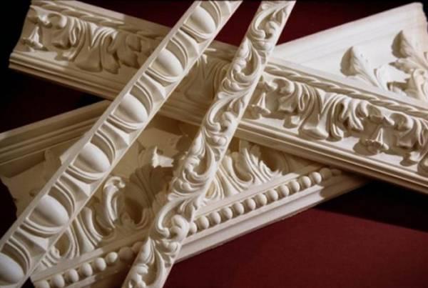 годовое потолочные плинтуса материал из которого изготовлен Най